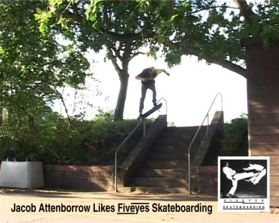 Jacob krook rail still LIKES 5eyes